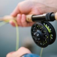 Kom godt i gang med å fiske